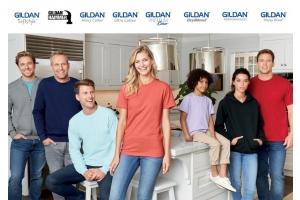 Odzież marki Gildan