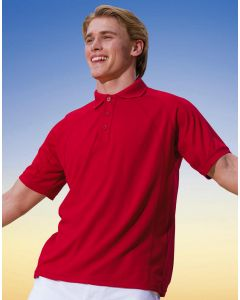 Koszulka polo Coolweave Wicking Regatta Standout