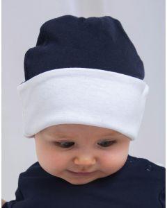 Dziecięca czapka dwustronna Reversible BabyBugz