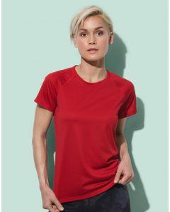 Damska koszulka t-shirt Active Raglan Stedman