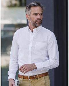 Koszula z długim rękawem Oxford Tailored Button-Down Russell