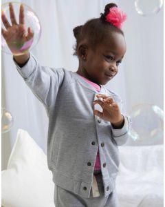 Dziecięca bluza na zatrzaski Bomber BabyBugz