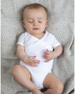 Niemowlęce body ekologiczne Kimono BabyBugz