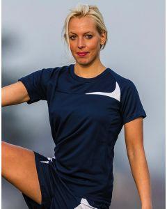 Damska koszulka sportowa Spiro Dash Spiro