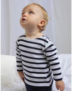 Dziecięca koszulka z długim rękawem Breton BabyBugz