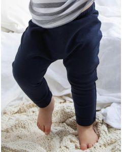 Niemowlęce gładkie legginsy BabyBugz