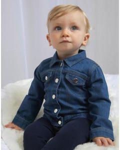 Dziecięca kurtka jeansowa Baby Rocks BabyBugz