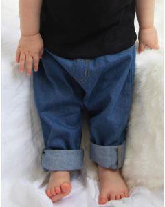 Dziecięce spodnie jeansowe Rocks BabyBugz