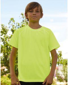 Dziecięca koszulka t-shirt Performance Fruit of the Loom