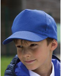 Czapka dziecięca z daszkiem Boston Result Caps