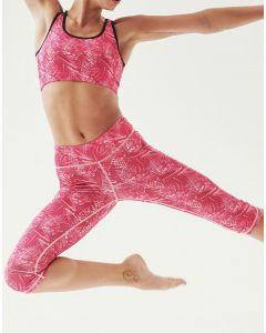 Damskie legginsy 3/4 z kieszonką Pincha Regatta Activewear