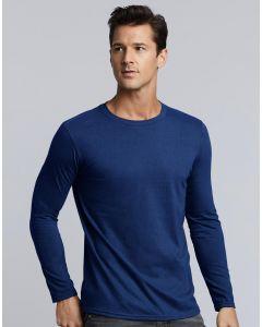 Koszulka z długim rękawem Softstyle Gildan