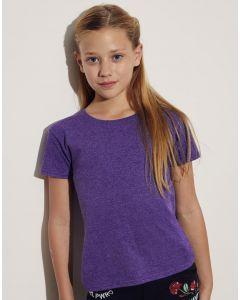 Dziewczęca koszulka t-shirt Iconic Fruit of the Loom