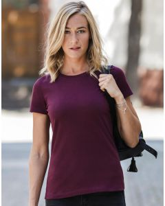 Damska koszulka t-shirt Pure Organic Tee Russell