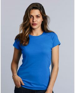 Damska koszulka t-shirt Ring Spun Softstyle Gildan