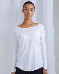 Damska koszulka z długim rękawem Loose Mantis