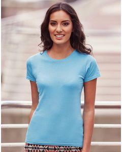 Damska koszulka t-shirt Slim Russell