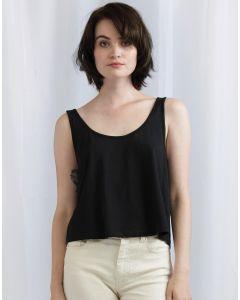 Damska koszulka na ramiączkach Crop Vest Mantis