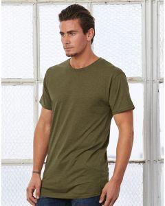 Koszulka t-shirt długi Urban Tee Long Bella+Canvas