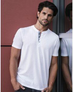 Koszulka t-shirt HD Henley Russell
