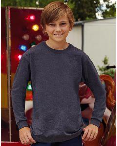 Dziecięca koszulka z długim rękawem Valueweight Fruit of the Loom