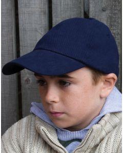 Czapka dziecięca Brushed Cotton Result Caps