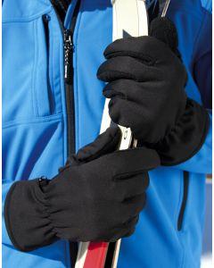 Rękawiczki Softshell Thermal Result