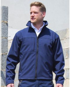 Kurtka Softshell Result