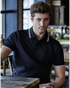 Koszulka polo Luxury Stripe Stretch Tee Jays