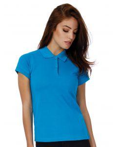 Damska koszulka polo Safran Pure B&C