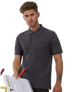 Koszulka polo Energy Pro B&C