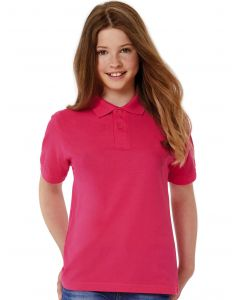 Dziecięca koszulka polo Safran B&C