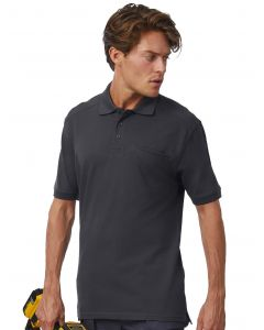 Koszulka polo z kieszonką Skill Pro B&C