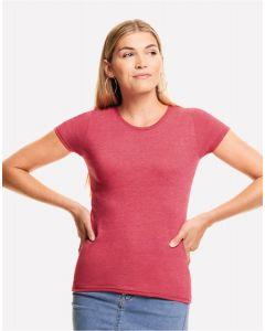 Damska koszulka t-shirt Iconic Fruit of the Loom