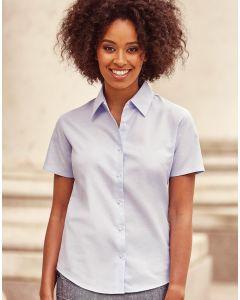 Damska koszula z krótkim rękawem Oxford Russell