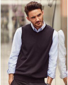 Kamizelka w serek Knitted Pullover Russell