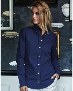 Damska koszula z długim rękawem Perfect Oxford Tee Jays