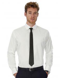 Koszula z długim rękawem Black Tie B&C