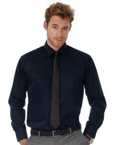 Koszula z długim rękawem Sharp Twill B&C
