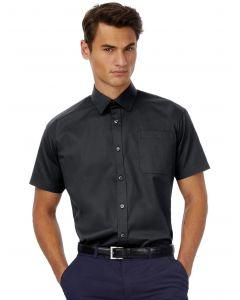 Koszula z krótkim rękawem Sharp Twill B&C