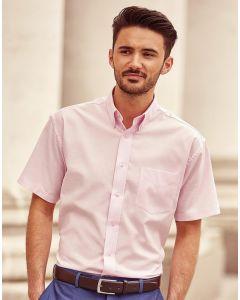 Koszula z krótkim rękawem Classic Oxford Russell
