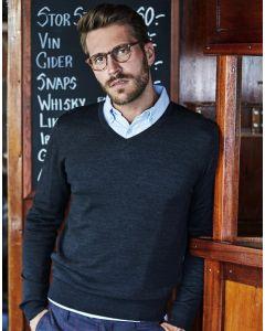 Sweter w serek Tee Jays