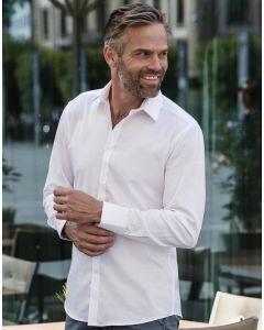 """Koszula z długim rękawem """"w jodełkę"""" Russell"""
