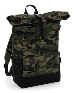 Plecak Roll-Top z bocznymi kieszonkami Bag Base