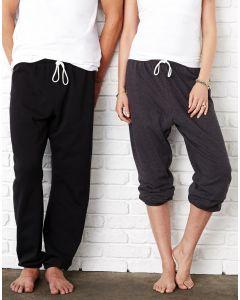 Spodnie dresowe ze ściągaczem Scrunch Bella+Canvas