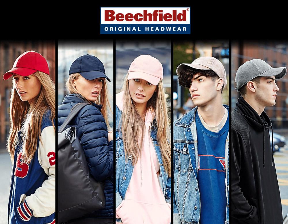 Odzież marki Beechfield